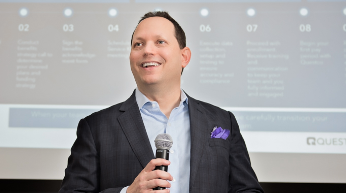 A Journey to the Center of the PEO World: An Interview with Jason Randall