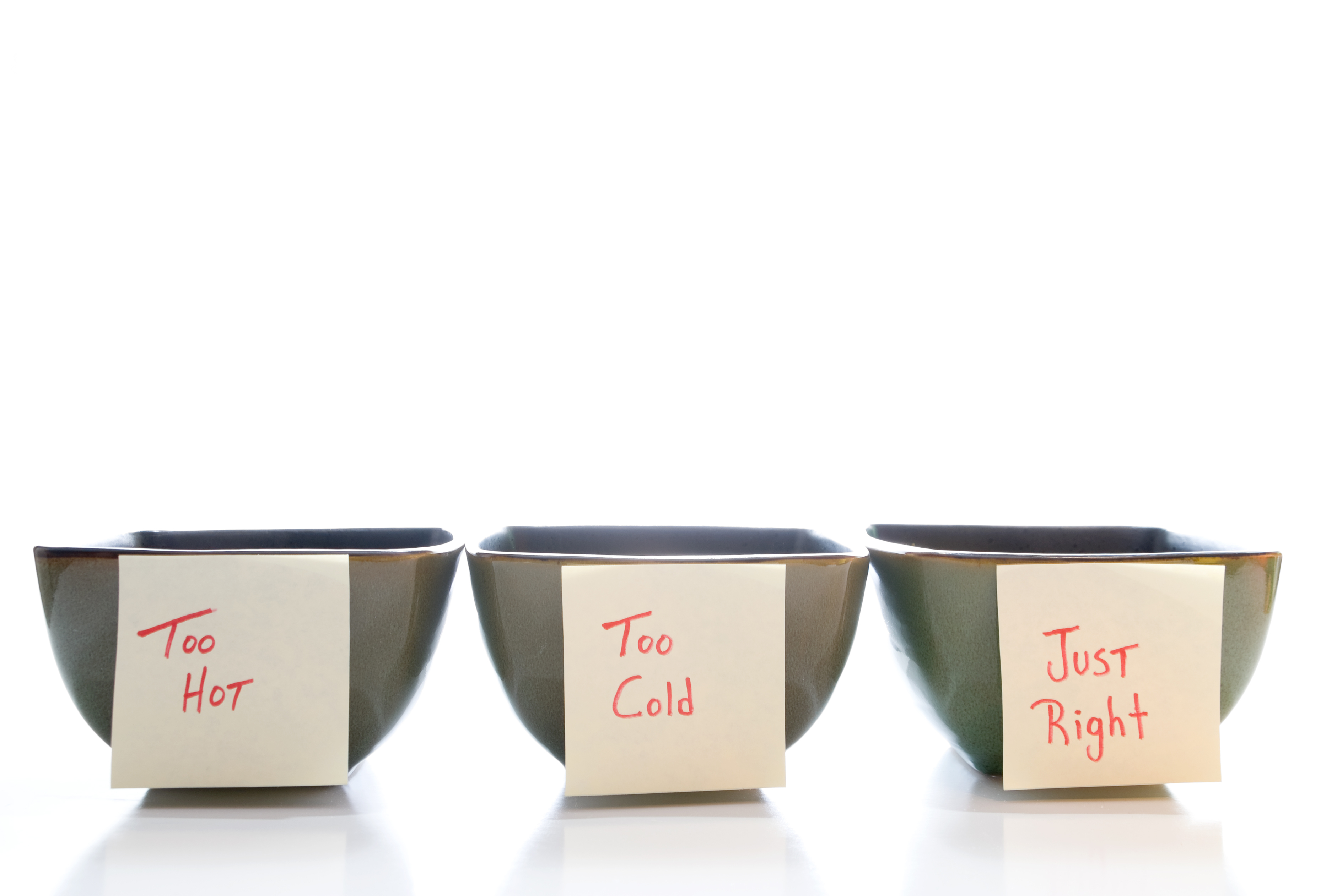 The Goldilocks Approach to Finding the Perfect PEO